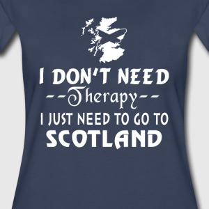GO TO SCOTLAND - Women's Premium T-Shirt