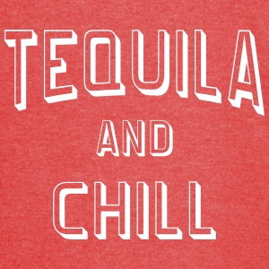 Tequila And Chill T-Shirts - Vintage Sport T-Shirt