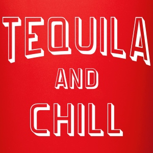Tequila And Chill Mugs & Drinkware - Full Color Mug