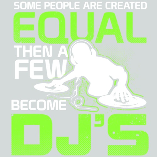 some people dj