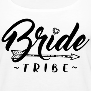 Bride tribe - Women's Premium Tank Top