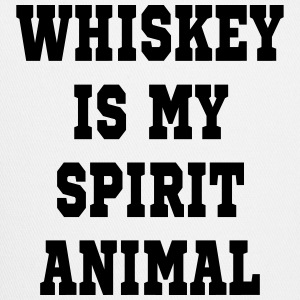 WHISKEY IS MY SPIRIT ANIMAL - Trucker Cap