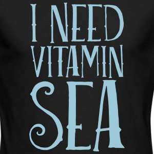 I Need Vitamin Sea Long Sleeve Shirts - Men's Long Sleeve T-Shirt by Next Level