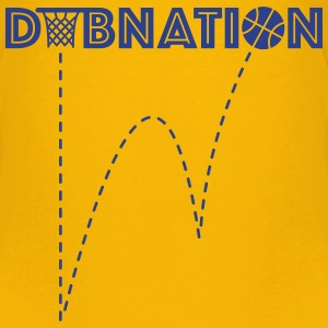 DubNation Fan Kids' Shirts - Kids' Premium T-Shirt