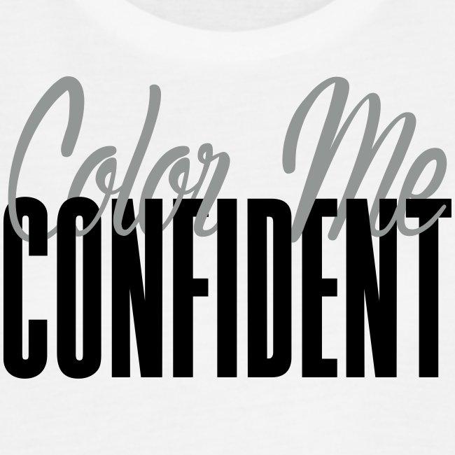 63297e825 Michelle DiGia   Color Me Confident Womens Muscle Tee - Women's ...