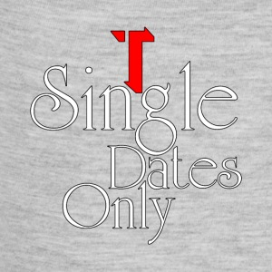 Single Dates Only Kids Baby Contrast One Piece - Baby Contrast One Piece