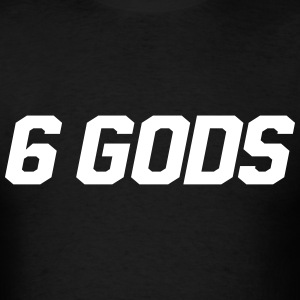 6 GODS - Men's T-Shirt