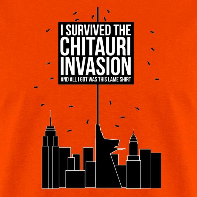 I Survived The Chitauri Invasion..