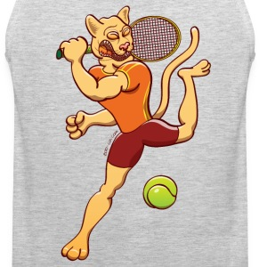 Puma Performing Tennis Smash Sportswear - Men's Premium Tank