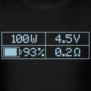 100 Watt Display - T-Shirt - Men's T-Shirt