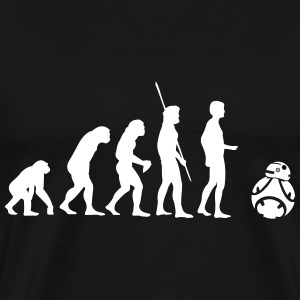 evolution bb8 Shirt - Men's Premium T-Shirt