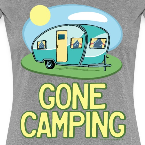 Gone Camping Trailer