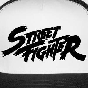 Street Fighter Sportswear - Trucker Cap