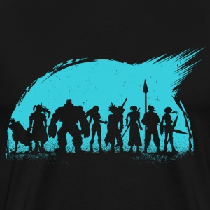 Final Fantasy VII - Men's Premium T-Shirt