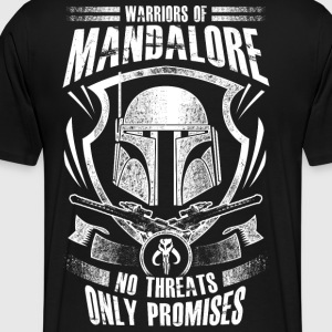 WARRIORS OF MANDALORE - Men's Premium T-Shirt