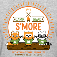 Design ~ Women's Camp Read S'more T-Shirt