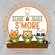 Design ~ Women's Camp Read S'more T-Shirt