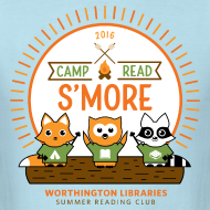 Design ~ Adult Camp Read S'more T-Shirt