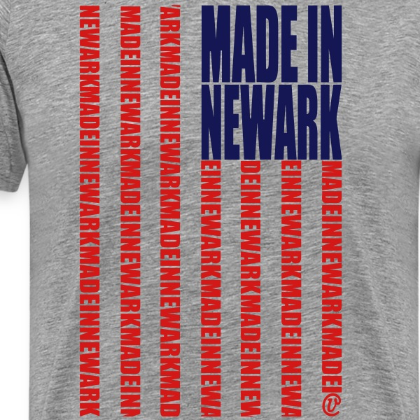 MADE IN NEWARK T-SHIRT - Men's Premium T-Shirt