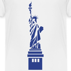 Statue of Liberty Baby & Toddler Shirts - Toddler Premium T-Shirt