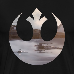 Star Wars Rebel Alliance  - Men's Premium T-Shirt