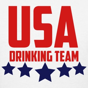 USA Drinking Team  T-Shirts - Women's T-Shirt
