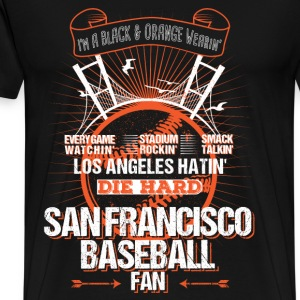 SAN FRANCISCO BASEBALL - Men's Premium T-Shirt