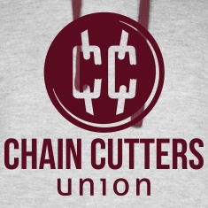 Chain Cutters Union Hoodies