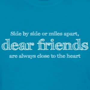 Close to the heart (dark) Women's T-Shirts - Women's T-Shirt