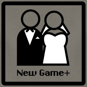 New Game Plus Marriage M/F Women's - Women's Premium T-Shirt