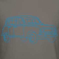 R4 (car) Long Sleeve Shirts
