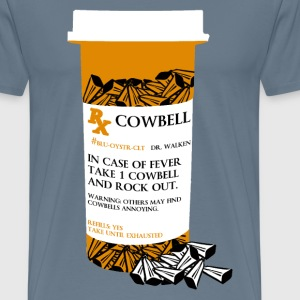 Prescription - More Cowbell - Men's Premium T-Shirt