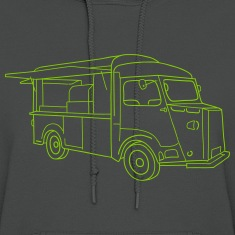 Food truck Hoodies