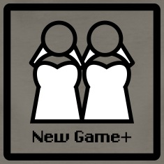 New Game Plus Marriage F/F Women's