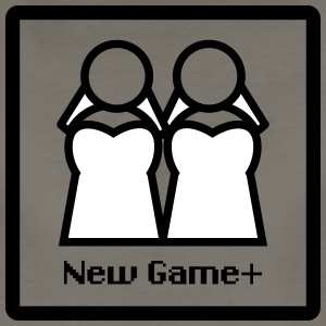 New Game Plus Marriage F/F Women's - Women's Premium T-Shirt