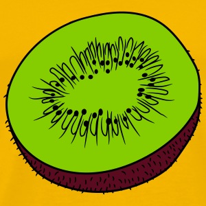 kiwi fruit tasty T-Shirts - Men's Premium T-Shirt