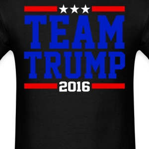 Team Trump 2016 - Men's T-Shirt