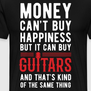 Guitars Money can't Buy Unique Gift Idea T-shirt T-Shirts - Men's Premium T-Shirt