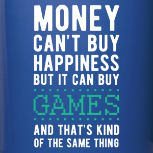 Games Money can't Buy Unique Gift Idea T-shirt Mugs & Drinkware - Full Color Mug