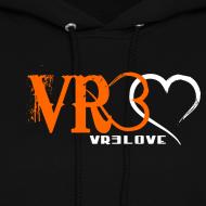 Design ~ VR3 /love hoodie