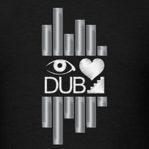 I Heart Dubstep T-Shirts - Men's T-Shirt