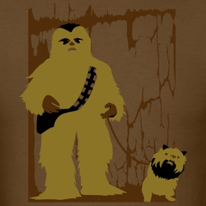 Chewy's Poodle - Men's T-Shirt