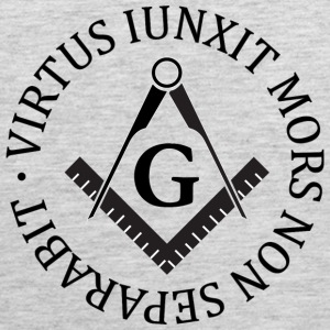 Freemasonry sign Sportswear - Men's Premium Tank