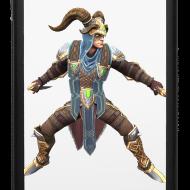 Design ~ Smite Loki iPhone 6 Case