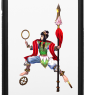 Design ~ Smite Ne Zha iPhone 6 Case