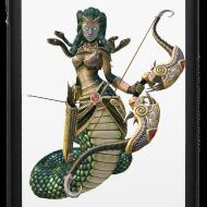 Design ~ Smite Medusa iPhone 6 Case