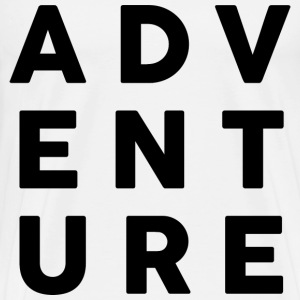 ADVENTURE T-Shirts - Men's Premium T-Shirt