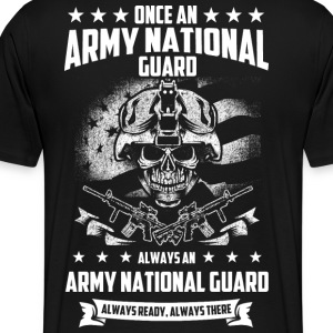 ARMY NATIONAL GUARD - FUNNY AND LOVE - Men's Premium T-Shirt