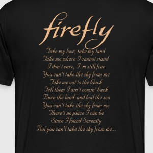 Firefly TV - Men's Premium T-Shirt