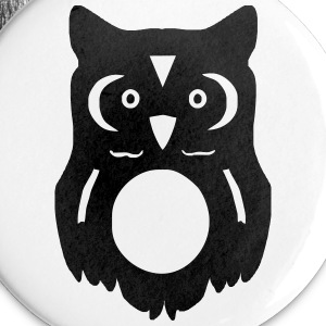 owl Buttons - Small Buttons